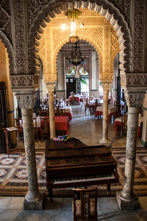 Cienfuegos, Castillo de Jagua, Rancho Luna, El Nicho